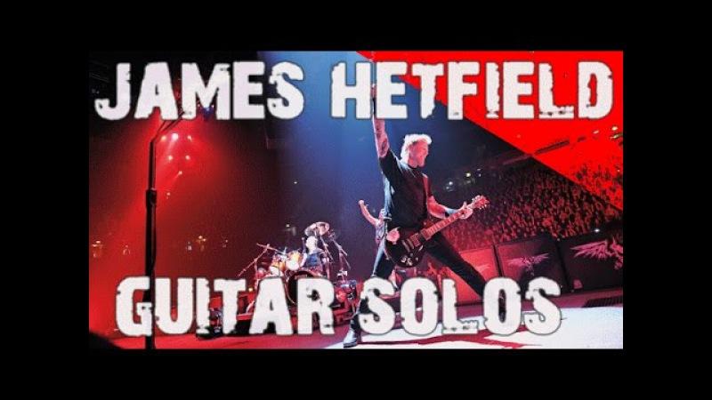 James Hetfield Solos