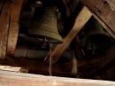 Дерев'яна дзвіниця Закарпаття Великодні дзвони 2010