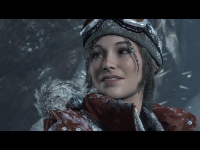 Tomb Raider - Безумное начало!
