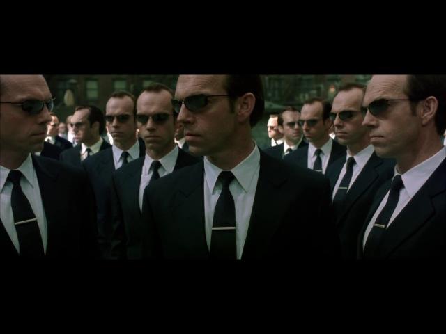Матрица: Перезагрузка – Нео против армии Смитов (2/2) [1080p]