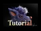 Tutorial Fibermesh for Concept part 3 Zbrush rendering( fur, feathers, hair, quill )