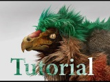 Tutorial Fibermesh for Concept part 1 Zbrush Sculpting and Editing ( fur, feathers, hair, quill )