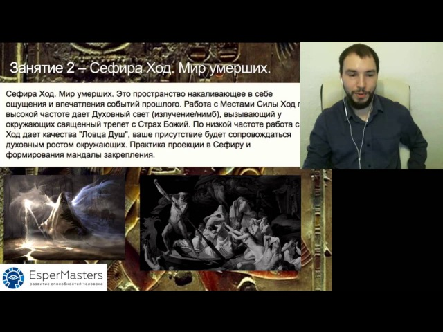Фаербол 6 исследование миров Есод Нецах Тиферет Гебурах Хезед презентация ч 2
