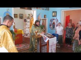 Праздник Святой Троицы в Великой Гомольше.