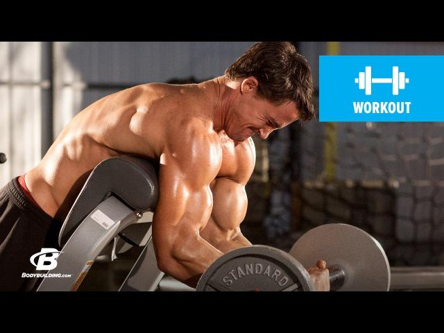 Руки 4 день Arm Annihilation Workout MFT28 Greg Plitt's 4 Week Military Fitness Training Program
