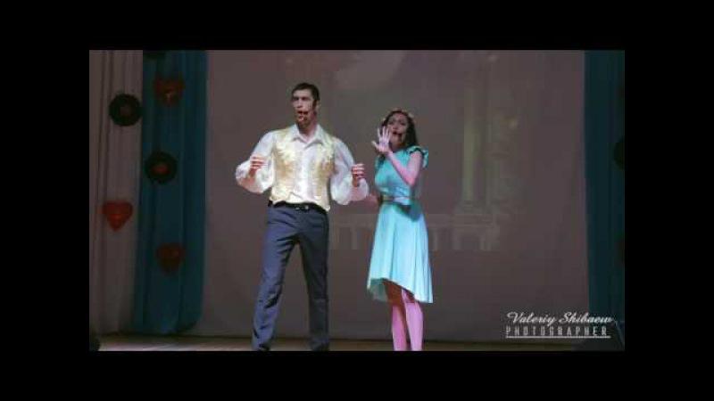 Мюзикл Ромео и Джульетта Тайной любовь сокрыта