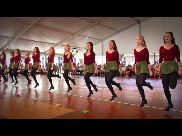 The Academy Irish Dance Company - Dublin Irish Festival 2016