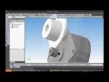 Станок для намотки трансформаторов. Часть 3. 3D cборка редуктора.