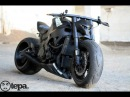 Suzuki Hayabusa Custom Streetfighter Bike