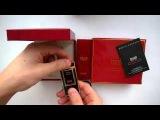 Импульсная USB зажигалка TIGER (Электроимпульсная) Electronic lighter