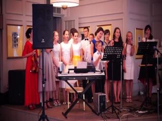 Grishka cousins at Andrei Emily's wedding! 💕💍