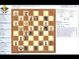 Шо разыграл то мой соперник?. Мне кажется на 15. с4  не очень ход. ну и потом дальше тоже не совсем хорошо он играл.