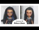 Monster High Robecca Steam OOAK Doll Repaint