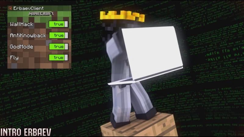 HACKER INTRO | Erbaev [1080p] ТОП ИНТРО ДЛЯ ЧИТЕРА! Посмотрим сколько нас, го лайк!