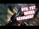 БЭТМЕН VS ДЕДПУЛ BATMAN VS DEADPOOL НЕАДЕКВАТНЫЕ РЕП БИТВЫ - YouTube