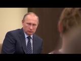 Путин сидел как школьник, которого отчитывали. А Путин то в России и не рулит толком, и не знает ничего. Смотри налогоплательщик