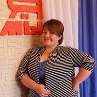 Анкета Ирина Борисенко