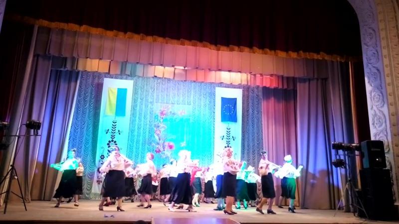 Университеточки танцеівальная группа Джерельца