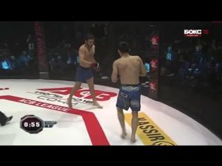 Аскар Аскаров vs Руслан