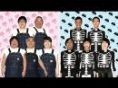 Ame ta-lk! (2012.12.30) - 5HSP Part 1: Fat vs Scrawny Comedians (Debu Geinin vs Garigari Geinin) (デブ芸人vsガリガリ芸人)