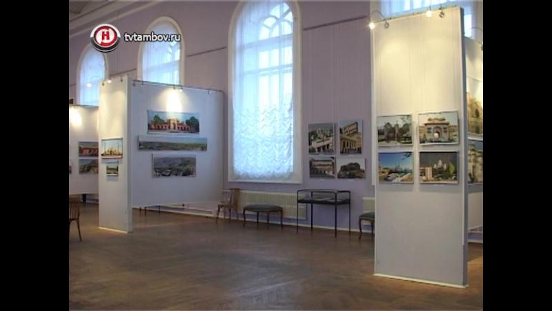 Богатство архитектуры и бедность быта картинная галерея предлагает тамбовчанам путешествие в Индию