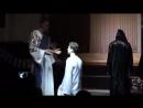 Христианская сценка Понтомима '4'Christian Dram