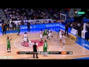 Ante Zizic 11 points + 10 rebounds vs Real Madrid 24/02/2017