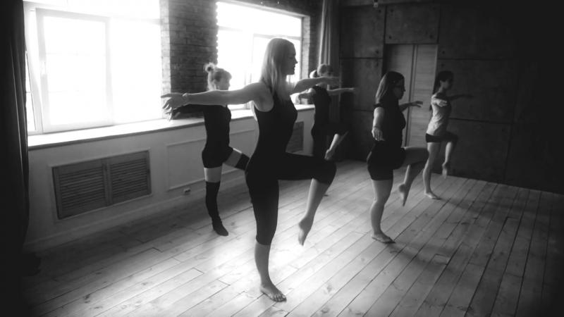 Студия танца Эйфория/Контемпорари/Дарья Егорова/июль 2016