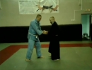 Aiki nage, Tenchi nage. Mechanics of body movements -1