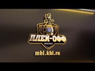 Промо-ролик плей-офф Кубка Харламова 2017