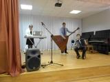 Татьяна, Виталий и Даниил  (7 лет) Ульяновы. Рус.нар.песня