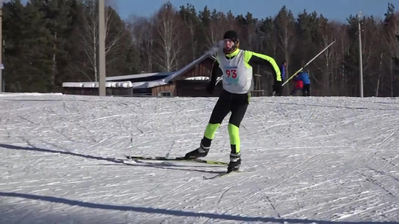 Видеофильм «Снежные узоры - 2017» на SportUs.Pro