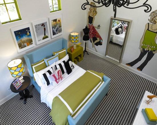 фото декор комнаты девочки