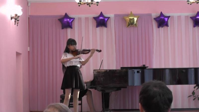 Нгуен Киеу Ань. Международный фестиваль-конкурс Баховская весна