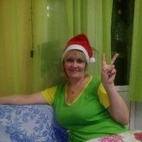 Анкета Ирина Чернышова