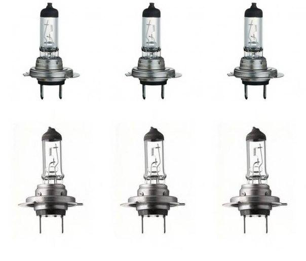 Лампа накаливания, фара дальнего света; Лампа накаливания, противотуманная фара для AUDI A3 кабрио (8V7)