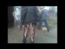 Ржачный прикол ,пьяному мужику спалило задницу , очень смешное видео _D