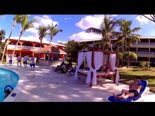 Bellevue dominican bay. бассейн. анимация