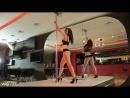 (порно Net) Darisha - девушка переодевается, принимает душ, танцует стриптиз, голая