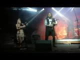 По многочисленным просьбам!Горизонтальное видео с Фолк рок форума!