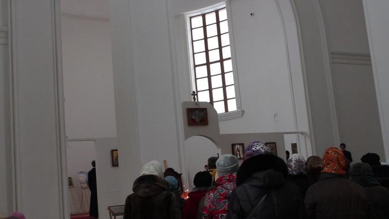 НЕПРОЩЕННОЕ ВОСКРЕСЕНЬЕ В РЫБАЦКОМ/ 26.02.2017.