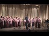 Голубка - Женский академический хор ДК Академия (Новосибирск)