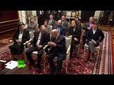 Путин посмотрел фильм «Время первых» в компании Терешковой и Леонова