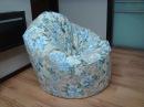 Кресло мешок своими руками часть2