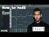 Fl Studio  How to make EDM like Calvin Harris etc... Free Flp