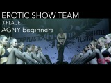 FRAME UP VIII | BEST EROTIC SHOW TEAM | AGNY beginners