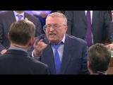 Жириновский вышел из себя и напал на оппонентов