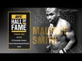 UFC Hall of Fame Maurice Smith