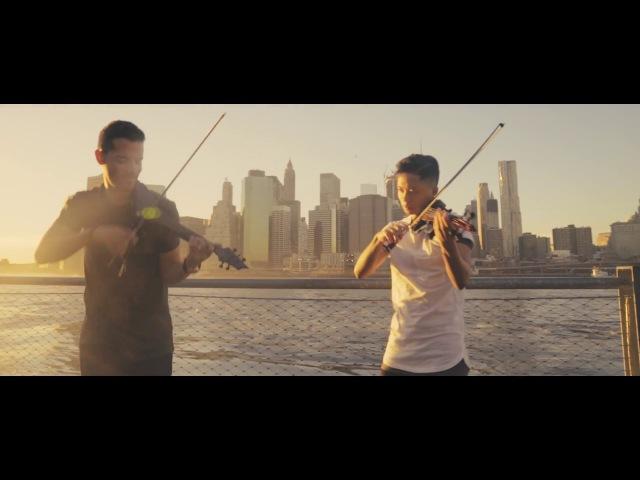 Hailee Steinfeld - Starving (Violin cover by Daniel Jang Robert Mendoza)