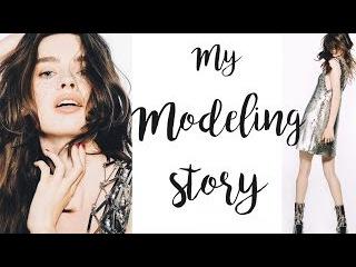 Как стать моделью?МОЯ ИСТОРИЯ